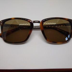 New Zac Posen Tortoise Sunglasses